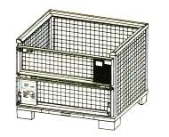 EUR-Gitterboxen